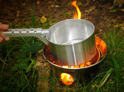 "Kelly Kettle Cook Set ""Base Camp""/""Scout"""