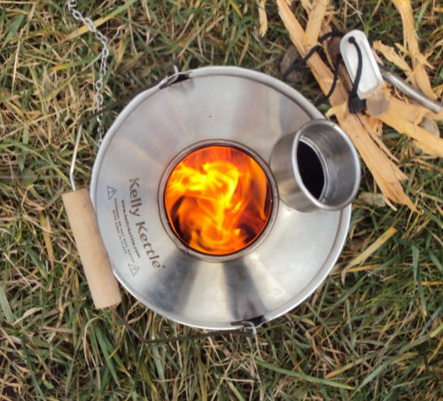 "Kelly Kettle ""Base Camp"" 1,6 l STAL"